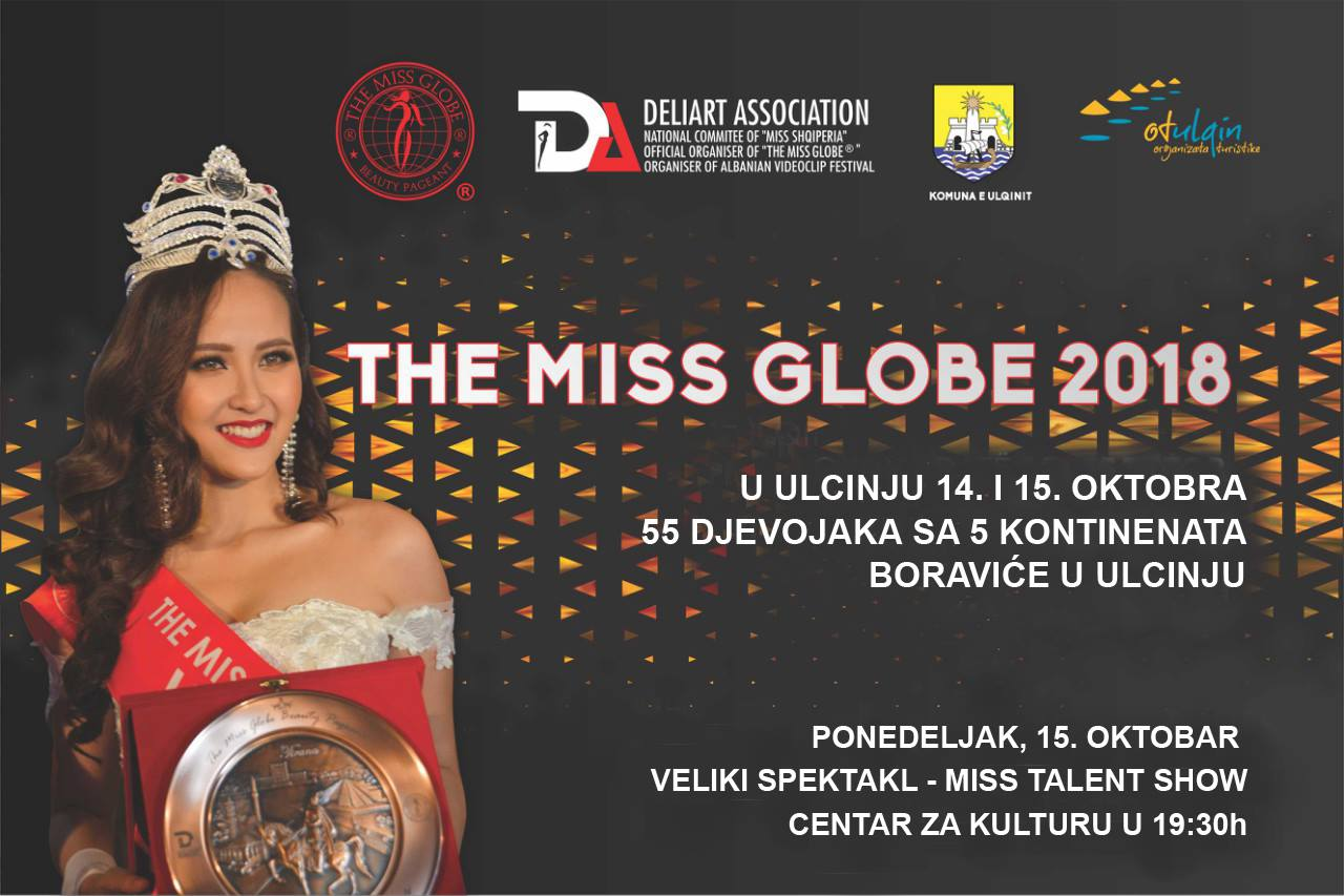 Miss Globe 2018