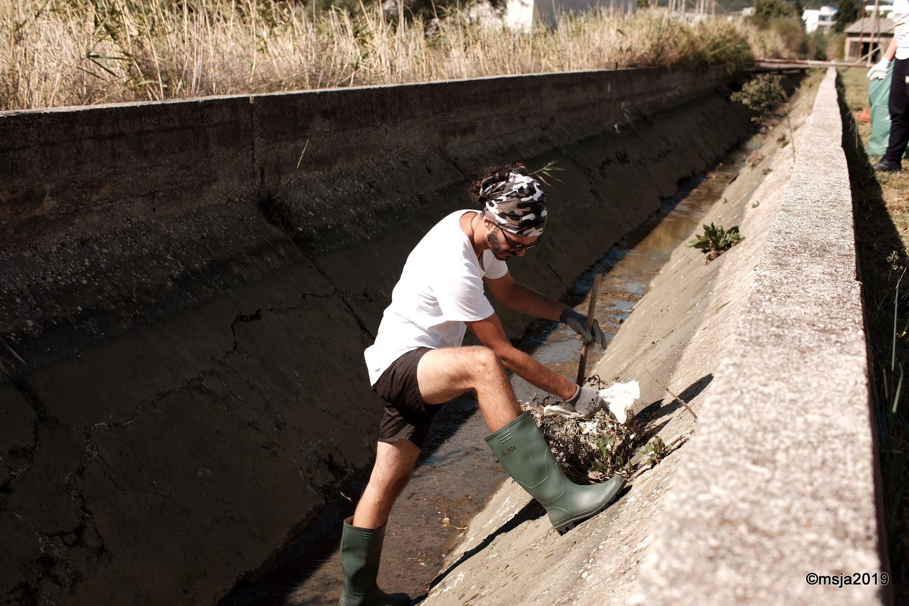 Coastal Clean Up Day 2019 @ Ulcinj Salina