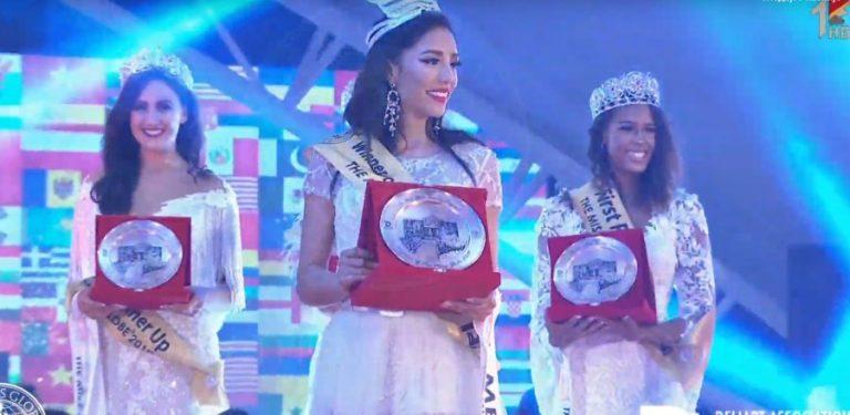 Read more about the article Nata finale e Miss Globe 2019 në Ulqin: MË E BUKURA PËRFAQËSUESJA NGA MEKSIKA