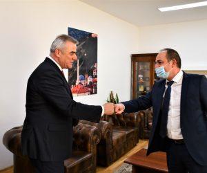Gjatë vizitës dhe qëndrimit që kemi patur në Kosovë, me qëllim të promovimit dhe prezentimit të ofertës turistike të qytetit tonë