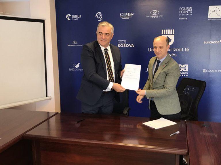 Read more about the article Ne kuader te qendrimit ne Kosove me qellim te prezentimit te ofertes turistike te vitit 2021 per Ulqinin