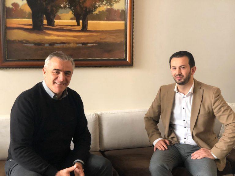 Read more about the article Takimi i sotëm në kuadër të prezantimit të ofertës turistike me Z.Suhejl Fazliu   ish- minister i pushtetit lokal në Maqedonin e Veriut.