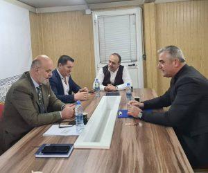 Takimin e radhës në kuadër të promovimit te ofertës turistike e zhvilluam sot tek Oda e Hotelierisë dhe Turizmit të Kosovës.