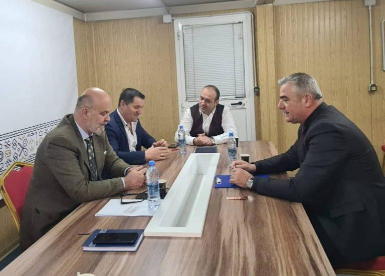 Read more about the article Takimin e radhës në kuadër të promovimit te ofertës turistike e zhvilluam sot tek Oda e Hotelierisë dhe Turizmit të Kosovës.