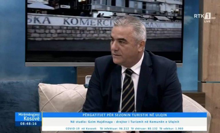 Read more about the article Sot isha mysafir në emisionin e mengjesit të RTK-së .