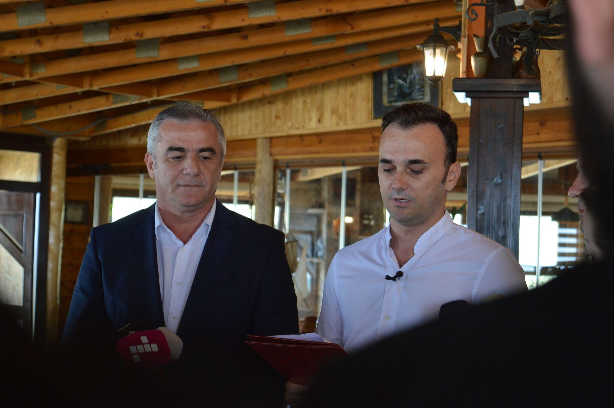 Vizita e mediave të rajonit në Ulqin.